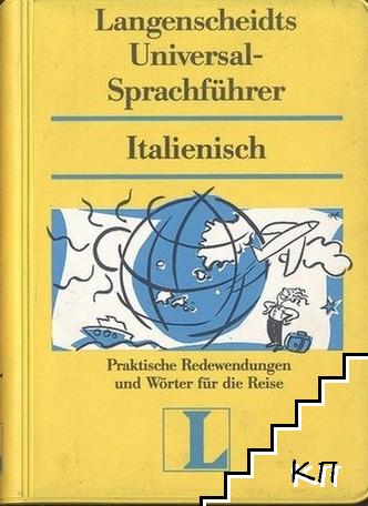 Langenscheidts Universal-Sprachfuhrer Italienisch