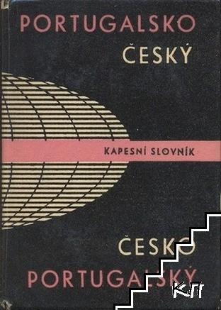 Portugalsko-český a česko-portugalský kapesní slovník