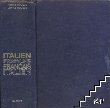 Dictionnaire italien-français et français-italien