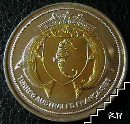 500 франка / 2012 / Басас да Индия