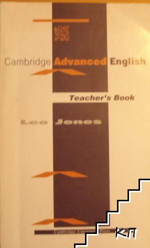 Cambridge Advanced English: Teacher's Book