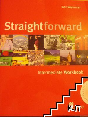 Straightforward Intermediate: Workbook + CD