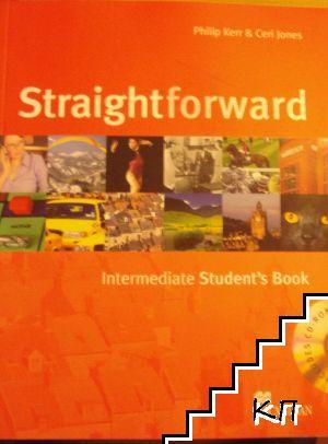 Straightforward. Intermediate Student's Book + CD