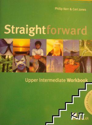 Straightforward Upper Intermediate. Workbook + CD