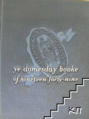 Ye Domesday Booke of Nineteen Forty-Nine