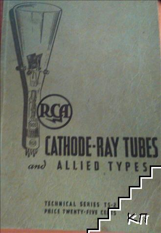 Cathode-ray tubes and allied types