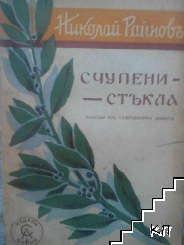 Пълно събрание на съчиненията на Николай Райновъ. Томъ 11: Счупени стъкла