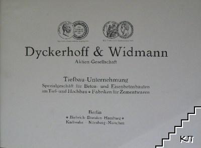 Dyckerhoff & Widmann Aktien-Gesellschaft