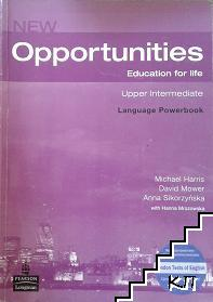 New Opportunities. Upper Intermediate. Language Powerbook / New Opportunities. Upper Intermediate. Students' book