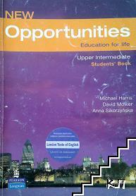 New Opportunities. Upper Intermediate. Language Powerbook / New Opportunities. Upper Intermediate. Students' book