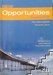 New Opportunities. Pre-Intermediate. Student's Book