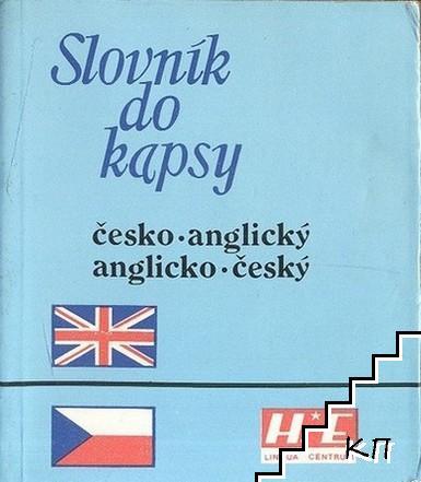 Česko-anglický anglicko-český slovník