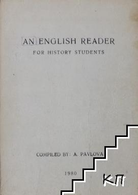 An English Reader for History Students