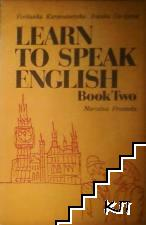 Learn to Speak English. Book 2