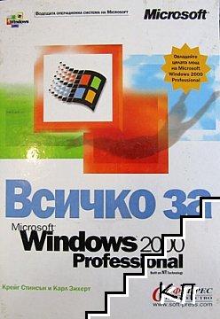 Всичко за Windows 2000 Professional
