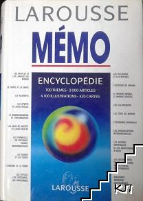Larousse Mémo Encyclopédie
