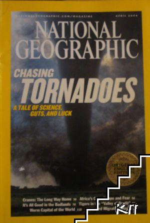National Geographic. April / 2004