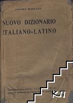 Nuovo dizionario italiano-latino