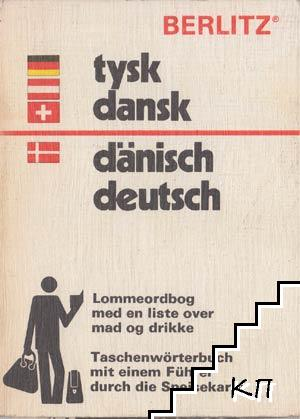 Tysk-dansk, dansk-tysk ordbog