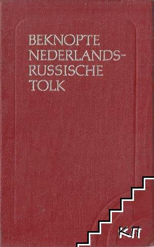 Beknopte nederlands-russische tolk