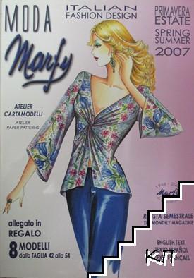 Moda Marfy 2007