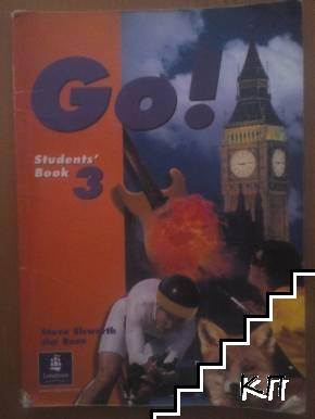 Go! Students' Book 3