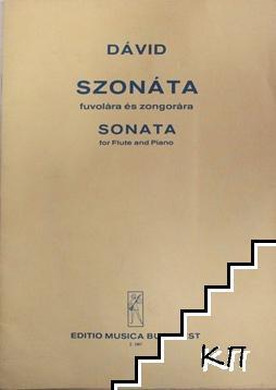 Szonata for Flute and Piano