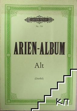 Arien-Album. Beruhmte Arien fur alt