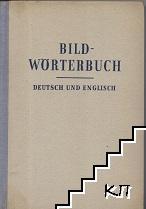 Bild wörterbuch. Deutsch und Englisch