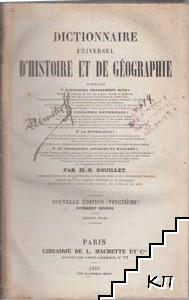 Dictionnarire universal D'histoire et de Géographie