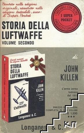 Storia della Luftwaffe. L'arma aerea tedesca dal 1915 al 1945