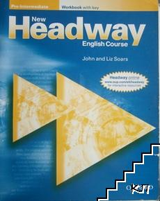 New Headway Pre-Intermediate Workbook
