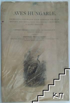 Aves Hungariæ: enumeratio systematica avium Hungariæ cum notis brevibus biologicis, locis inventionis virorumque a quibus oriuntur