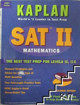 Kaplan. SAT II: Mathematics