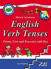 English Verb Tenses: Forms, Uses and Exercises with Key