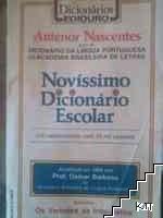Novissimo Dicionario Escolar