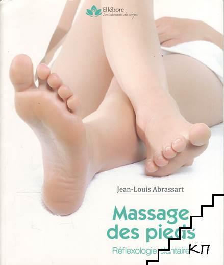 Massage des pieds. Réflexologie plantaire