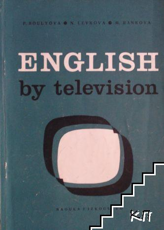 English by television. Year 2
