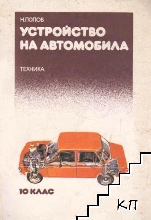Устройство на автомобила