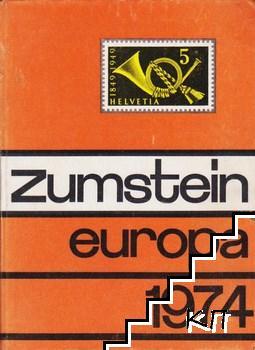 Zumstein Europa 1974
