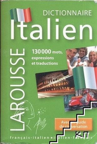 Mini Dictionnaire Larousse français-italien et italien-français