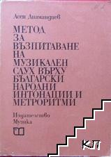 Метод за възпитаване на музикален слух върху български народни интонации и метроритми
