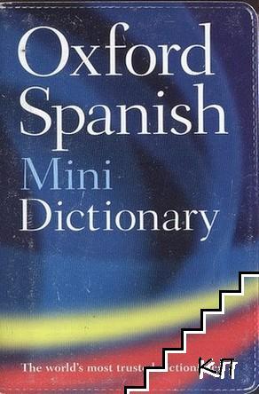Oxford Spanish Mini Dictionary: Spanish-English, English-Spanish