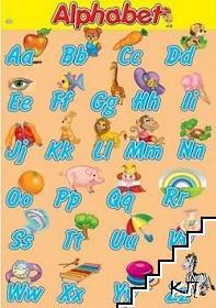 Английска азбука