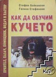 Как да обучим кучето