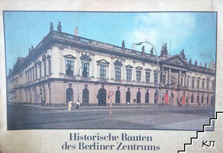 Historische Bauten des Berliner Zentrums