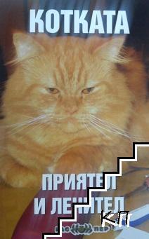 Котката - приятел и лечител