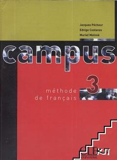 Campus 3: Méthode de français