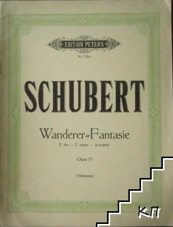 Fantasie (Wanderer-Fantasie) C dur / C major / ut majeur. Opus 15