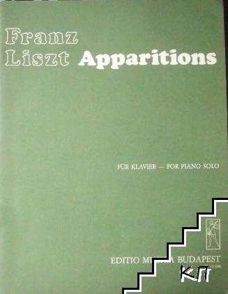 Apparitions fur klavier. For piano solo